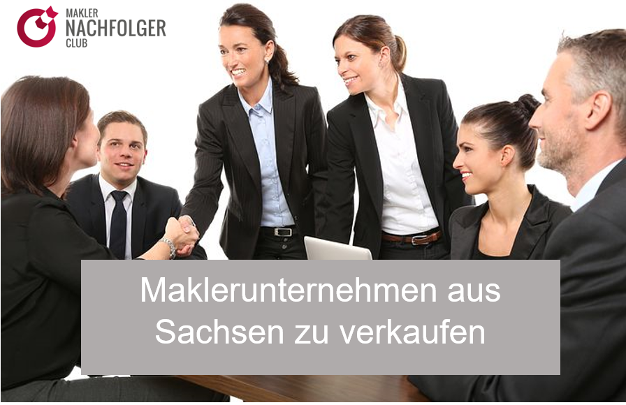 Maklerunternehmen kaufen Sachsen