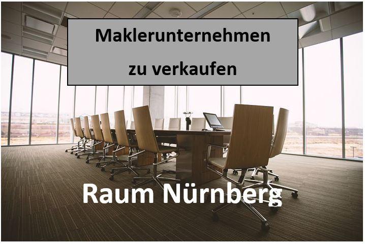 Versicherungsmakler kaufen aus dem Raum Nürnberg mit Gewerbebestand:
